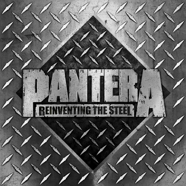 Pantera: Reinventing The Steel (20th Anniversary Edition) (Limited Coloured Vinyl) by Pantera