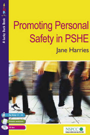 Promoting Personal Safety in PSHE by Jane Harries image