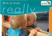 Birth to Three Really Matters by Staff of Redcar and Cleveland Sure Start Partnership image