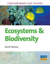 Ecosystems and Biodiversity by David Holmes image