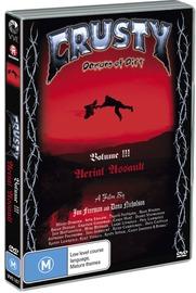 Crusty Demons: Volume 3 - Aerial Assault on DVD