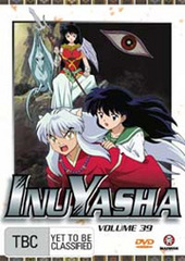 InuYasha - Vol. 39 on DVD