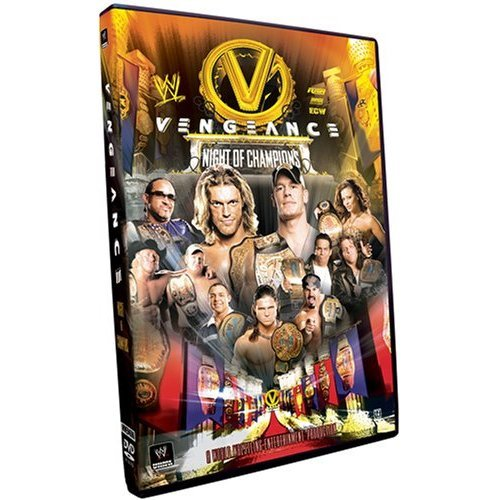 WWE - Vengeance 2007 on DVD