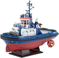 Revell Harbour Tug Boat Fairplay 1/144 Model Kit