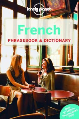 Lonely Planet French Phrasebook & Dictionary by Lonely Planet image
