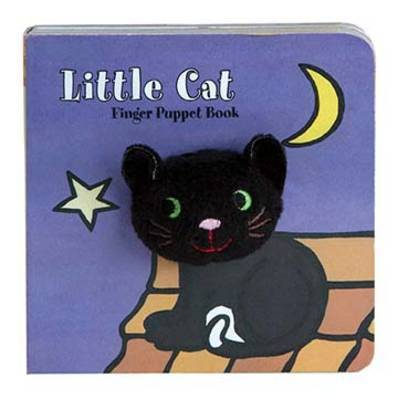Little Cat: Finger Puppet Book by Chronicle Books