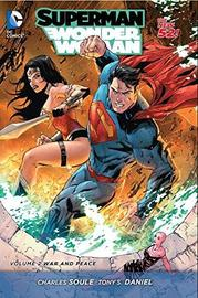 Superman/Wonder Woman Volume 2 HC by Charles Soule