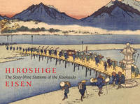 Hiroshige: Sixty-nine Stations of the Kisokaido by Sebastian Izzard image