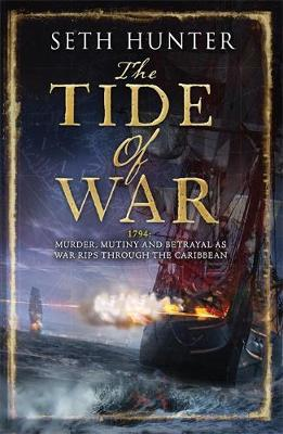 The Tide of War by Seth Hunter image