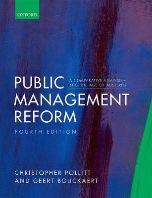 Public Management Reform by Christopher Pollitt