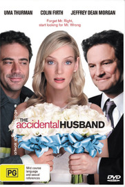 The Accidental Husband on DVD image