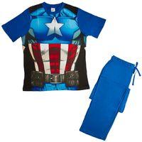 MarvelComics:CaptainAmerica PyjamaSet (Small)