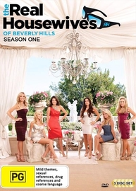 The Real Housewives: Of Beverly Hills - Season One on DVD