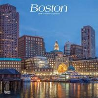 Boston 2019 Square by Inc Browntrout Publishers image