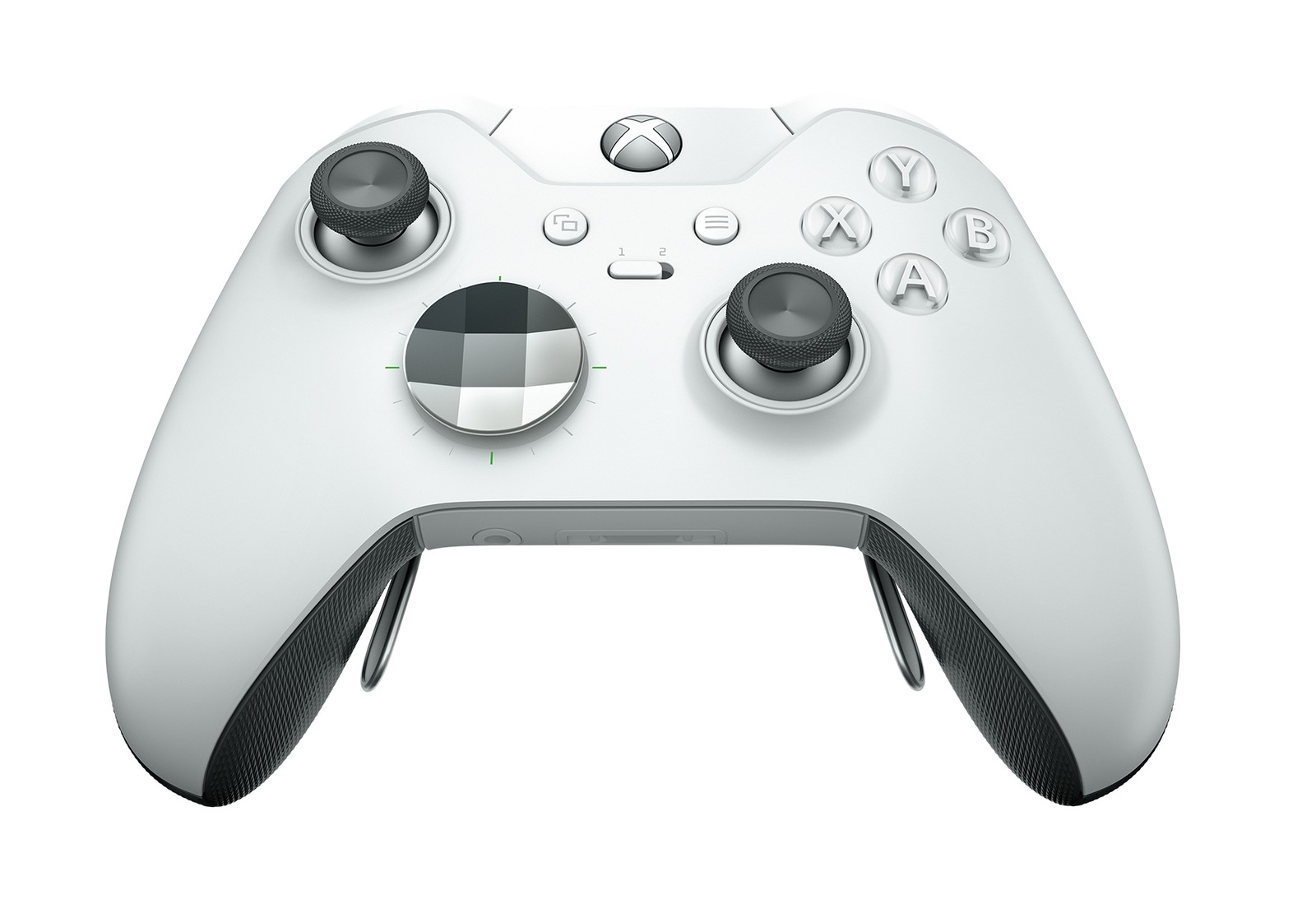 Xbox One Elite Wireless Controller - White for Xbox One image