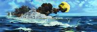 Trumpeter 1/200 German Bismarck Battleship - Scale Model