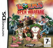 Worms: Open Warfare for DS