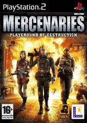 Mercenaries for PlayStation 2