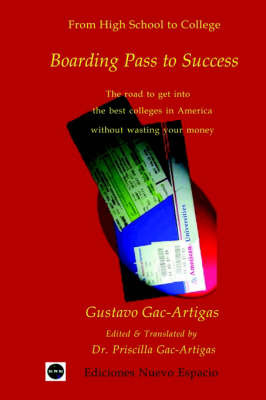 Boarding Pass to Success by Gustavo A. Gac-Artigas image