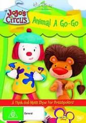 Jojo's Circus: Animal A Go-go on DVD