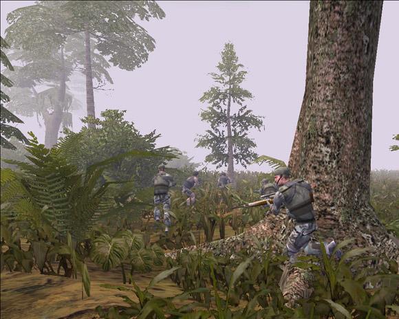 Delta Force: Black Hawk Down - Team Sabre screenshot
