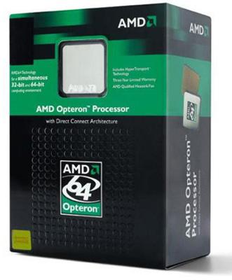 AMD Opteron MP Model 875 64Bit SKT940 without fan image