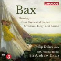 Sir Arnold Bax: Four Orchestral Pieces & Phantasy by BBC Philharmonic