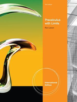 Precalculus with Limits by Ron Larson image