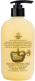 Empire Royal Collection Body Wash - Lemon & White Grapefruit (500ml)