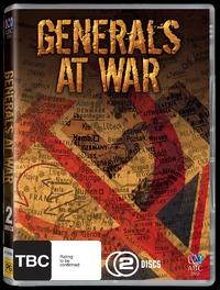 Generals at War (2 Disc Set) on DVD