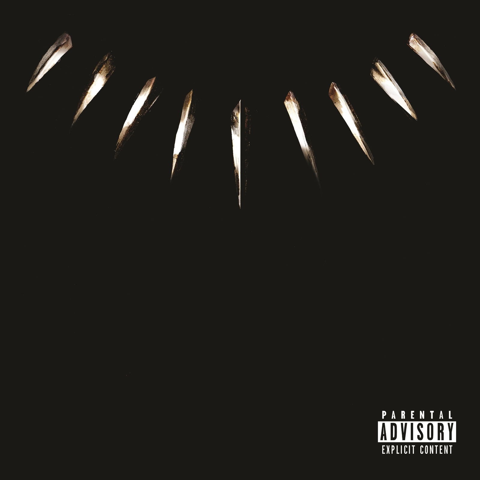Black Panther - Official Movie Soundtrack by Various image