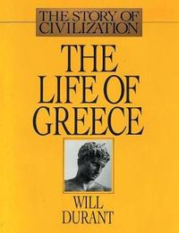 The Life of Greece by Will Durant image