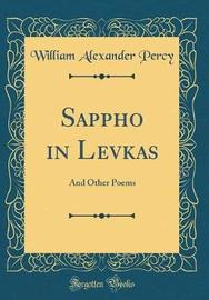 Sappho in Levkas by William Alexander Percy image