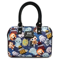 Loungefly: Doctor Who - Chibi Print Bag