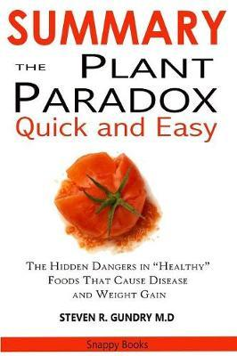 Summary of the Plant Paradox Quick and Easy by Smile Publisher