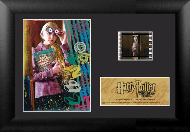 FilmCells: Mini-Cell Frame - Harry Potter (Half-Blood Prince - Luna)