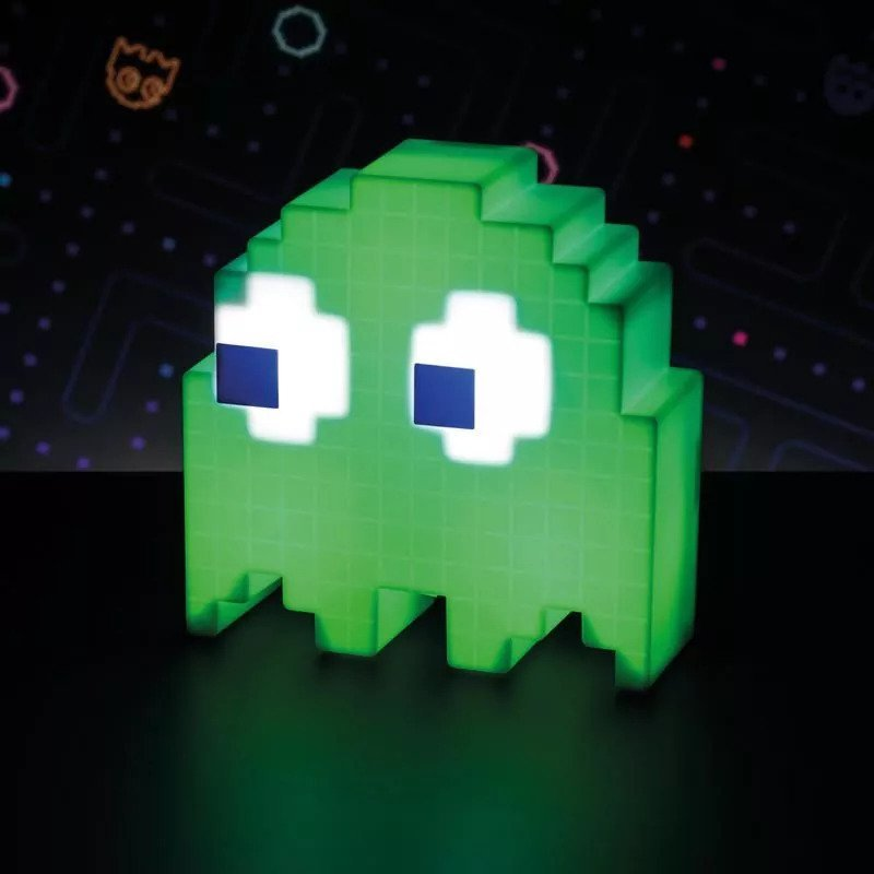 PAC MAN Colour-Changing Ghost Light image