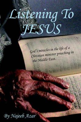 Listening To Jesus by Najeeb Azar image