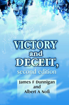 Victory and Deceit by James F. Dunnigan image