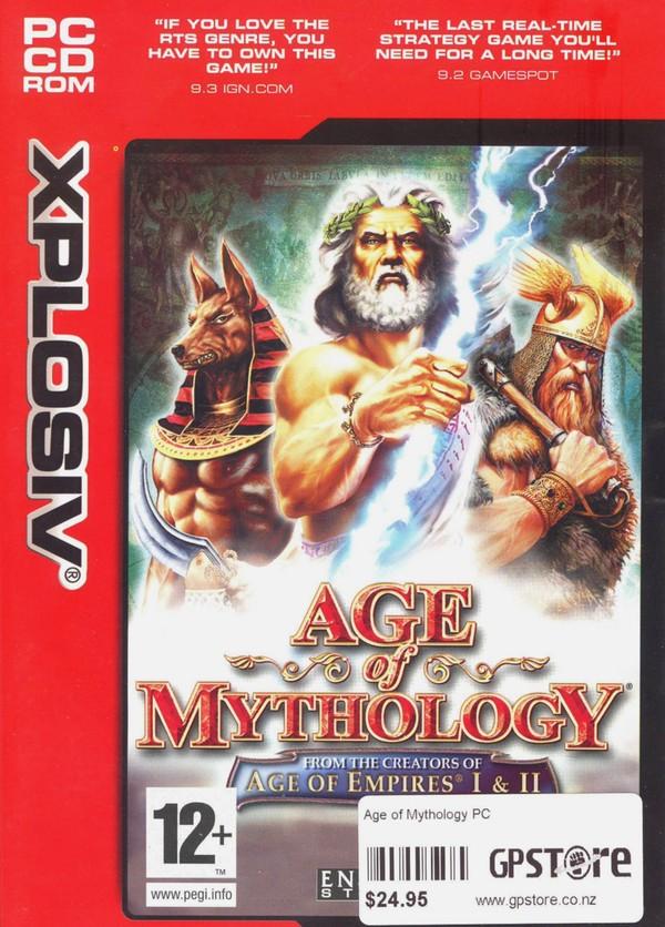 Age Of Mythology for PC Games image