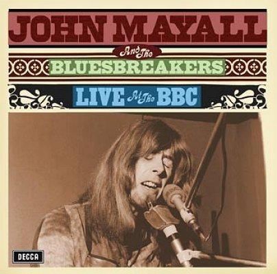 Live at The BBC by John Mayall