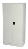 Proceed Steel Cupboard 3 Shelf - W900mm x D500mm x H1800mm (Ice White)