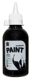 EC Colours - 250ml Rainbow Acrylic Paint - Black
