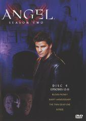 Angel Season 2 - Disc 4 on DVD
