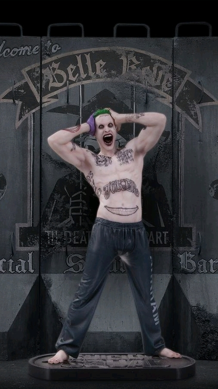 Suicide Squad - The Joker Statue