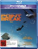 Point Break (2015) 3DBR DVD