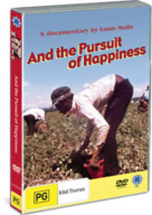 And The Pursuit Of Happiness on DVD