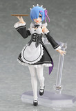 Figma: Rem (Re:Zero) - Articulated Figure