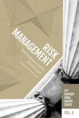 Risk Management by Richard L. Hermann