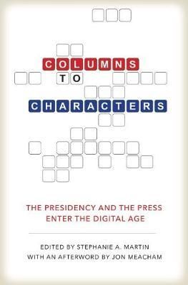 Columns to Characters by Peter Baker image